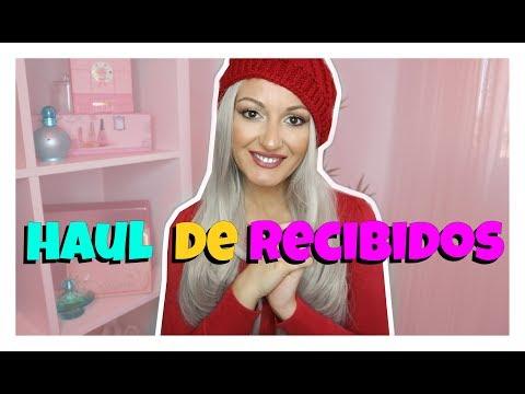 HAUL RECIBIDOS - MAC COSMETICS, IRRESISTIBLE ME, BANG GOOD, NABLA , INDUSTRIAL BEAUTY