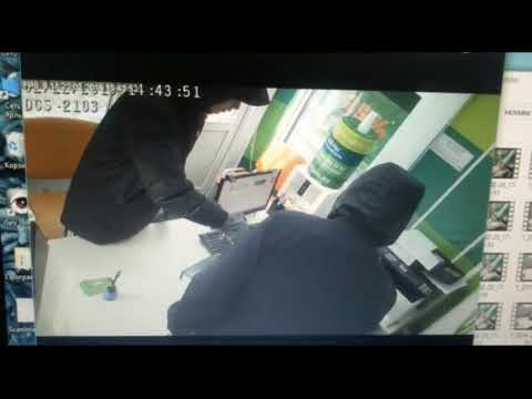 Дерзкие ограбления в Новосибирске