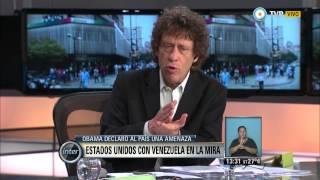 V7inter - Estados Unidos con Venezuela en la mira