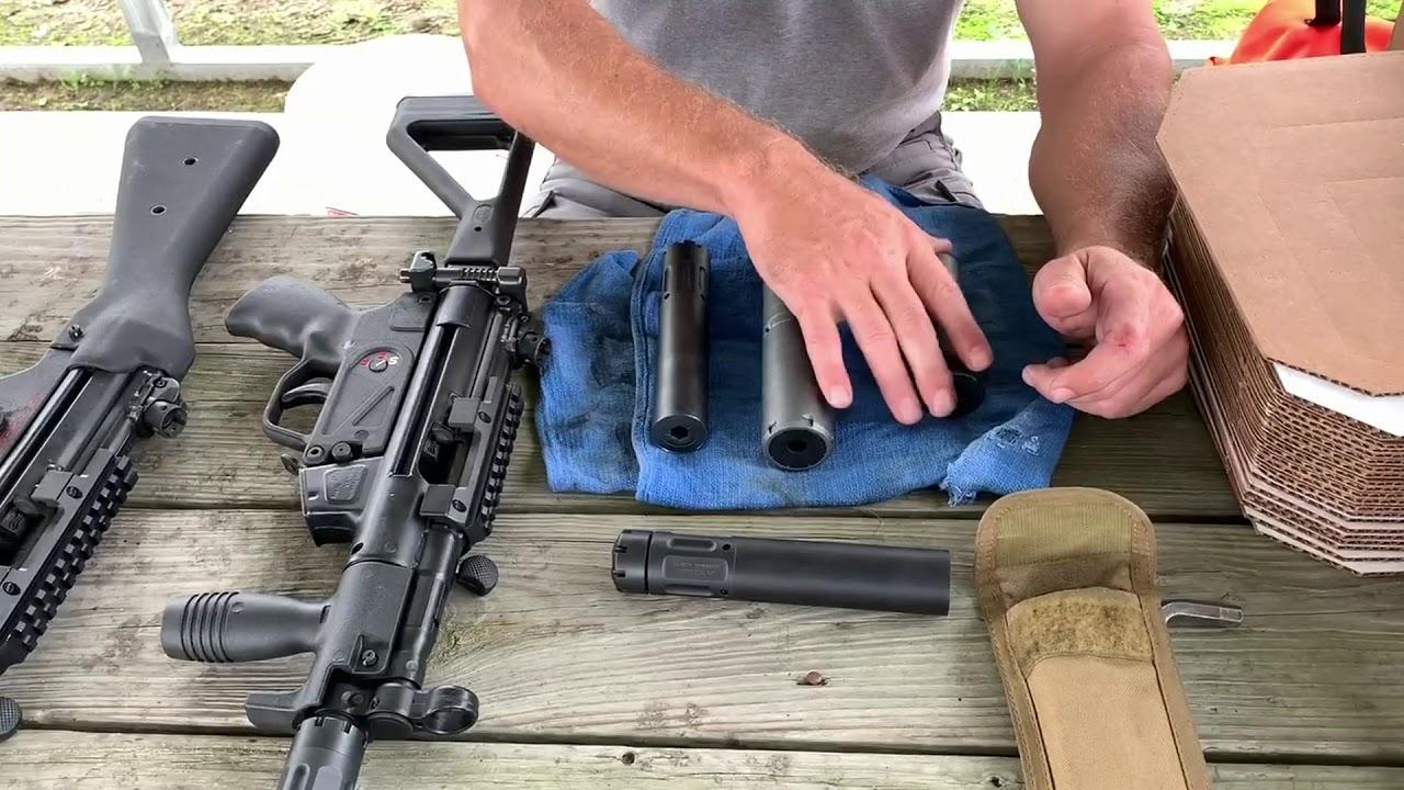 MP5 Suppressor Eval