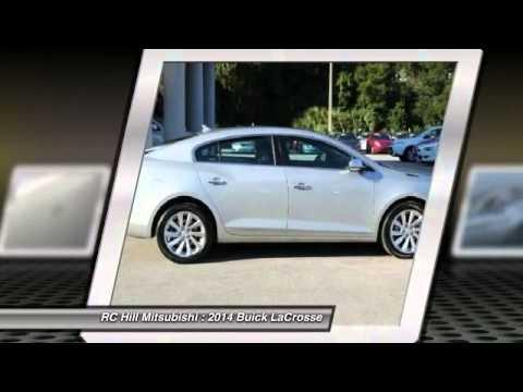 2014 Buick Lacrosse Deland Fl Ef103256 Youtube