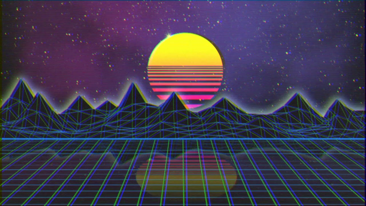 80 39 s background vhs youtube - Space 80s wallpaper ...