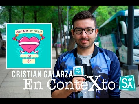 Sí a la Marcha del Orgullo Gay CDMX 2016 – Cristian Galarza