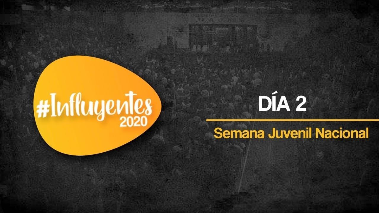 Día 2 I Semana Juvenil Nacional Influyentes 2020 I Movimiento Misionero Mundial Bolivia