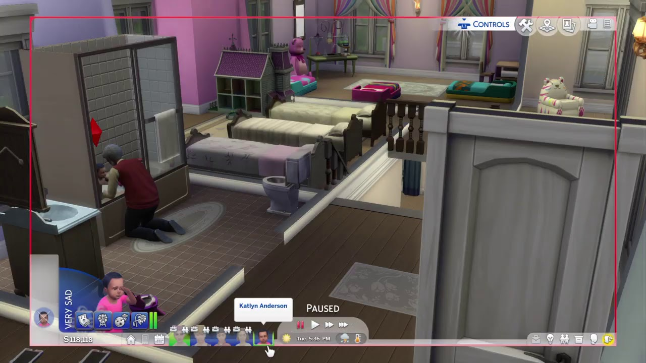 sims 4 patchy baby