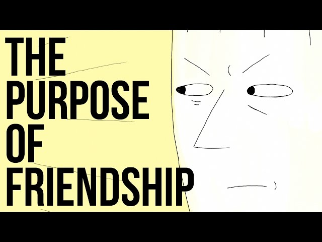 The Purpose of Friendship