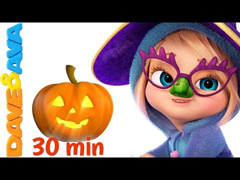 Thumbnail: 🎃 If You're Monster and You Know It + More Kids Songs for Halloween from Dave and Ava 🎃