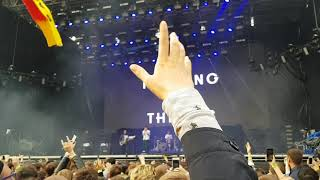 Nothing But Thieves - You Know Me Too Well (Live HD 12.07.2019, Park Live Moscow)