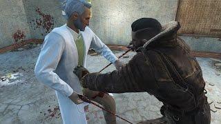 Elder Maxson vs Father - Fallout 4