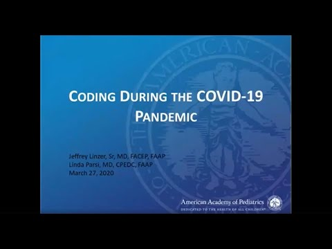 Coding During The COVID-19 Pandemic