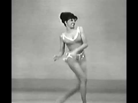 Liza Minnelli dances, whips off her dress and vamps with Vince Edwards