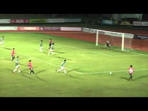 [Highlight Yamaha League1 (HD)]06.07.2013 - Phuket FC. - BBCU FC.