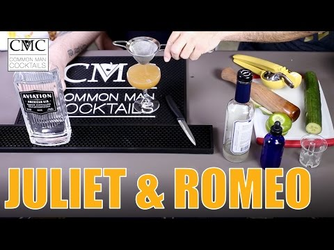 Juliet And Romeo Cocktail