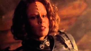 Star Trek Voyager - Barge Of The Dead - B'elanna trial