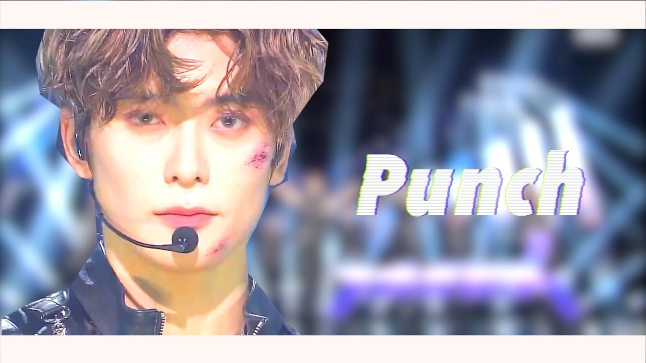 [Stage mix l 교차편집] NCT 127 (엔시티127) - Punch