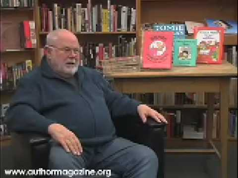 Interview with Author Tomie dePaola Part 1