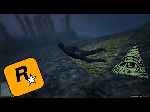 Rockstar Games is illuminati