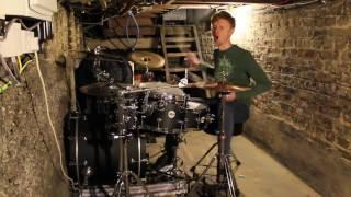 Misery Business drum cover Owain Wyn Evans