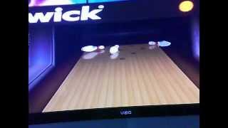 Brunswick Pro Bowling Wii Music video
