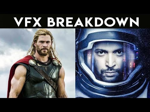 Thor to TIK TIK TIK   VFX Breakdown   Ajax