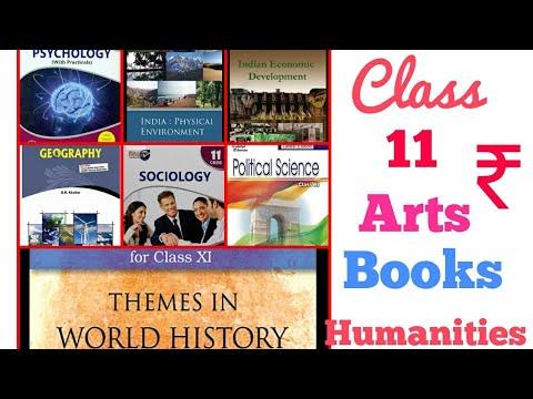 Arts Books Class 11 Humanities CBSE NCERT