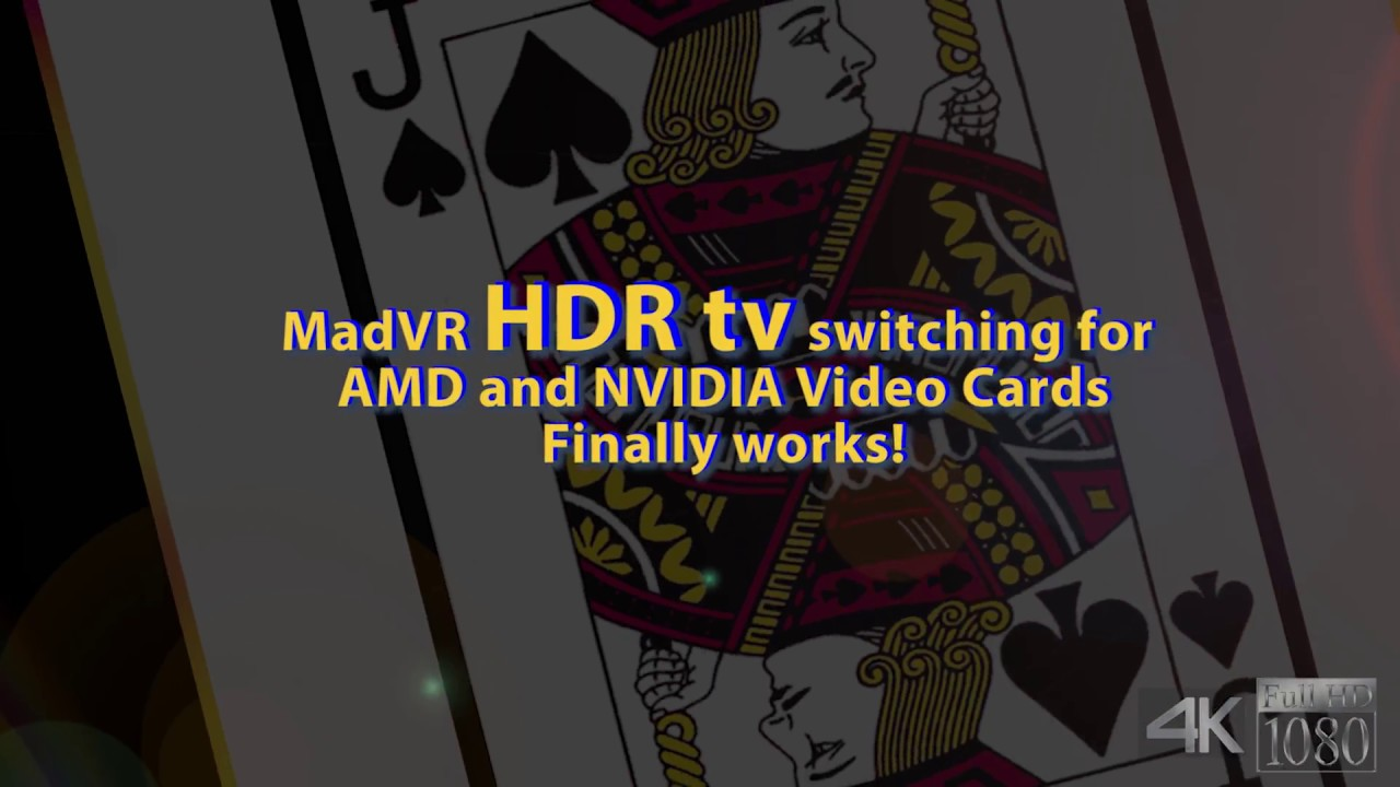 Kodi project to enable HDR in MPC to launch any movie   Page 9
