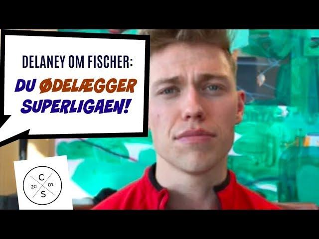 VIKTOR FISCHER: FOR GOD TIL SUPERLIGAEN