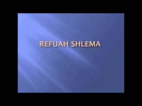 Refuah Shlema
