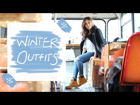 HOW TO STYLE: 3 WINTER OUTFITS | madametamtam