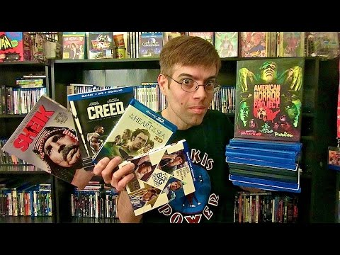 Download My Blu-Ray Collection Update 2/28/16 Blu ray and Dvd Movie Reviews