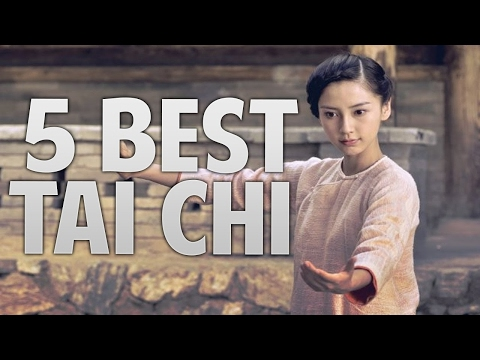 5 Tai Chi Self Defense Fighting Combat Techniques