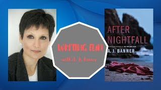 HOW TO WRITE A SUSPENSE THRILLER with A. J. Banner