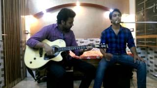 Teeja Tera Rang - Maula Mere Lele Meri Jaan - Chak De India - Guitar Cover - Palash & Faizan