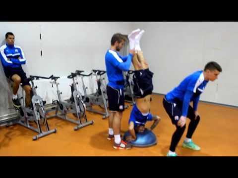 GNK Dinamo Mannequin Challenge