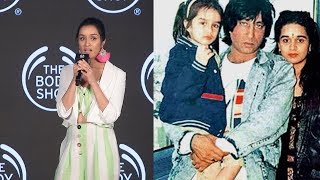 Shraddha Kapoor About Her Parents | They Introduced Me To This World