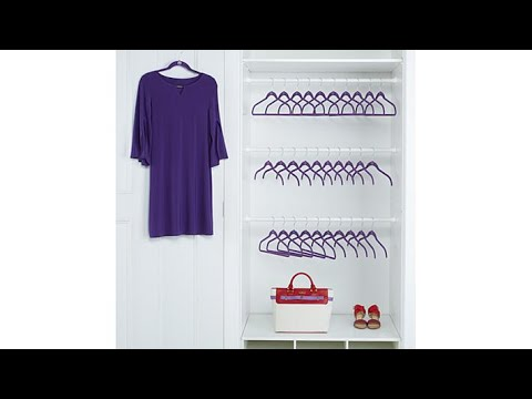 Huggable Hangers Buy 20, Get 10 Free and More  Chrome