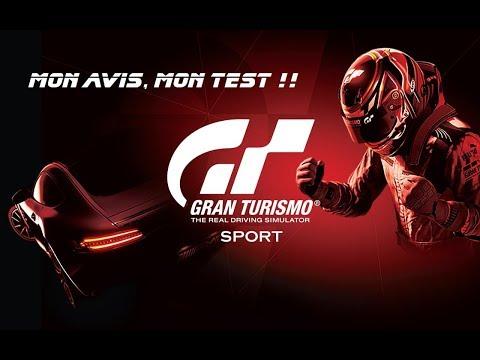Gran Turismo Sport - Test - Gameplay et avis final - GT Sport sur PS4