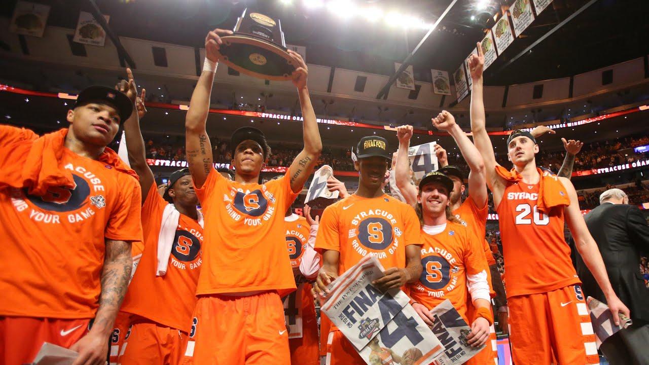 Road To The Final Four Syracuse Orange Youtube