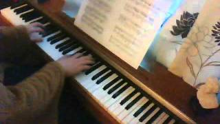 Cape Fear Prelude on piano