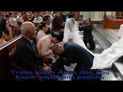 Doa Seorang Anak (with lyrics)