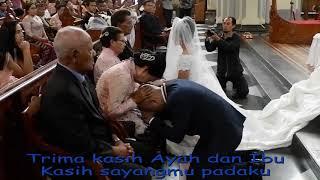 Gambar cover Doa Seorang Anak (with lyrics)