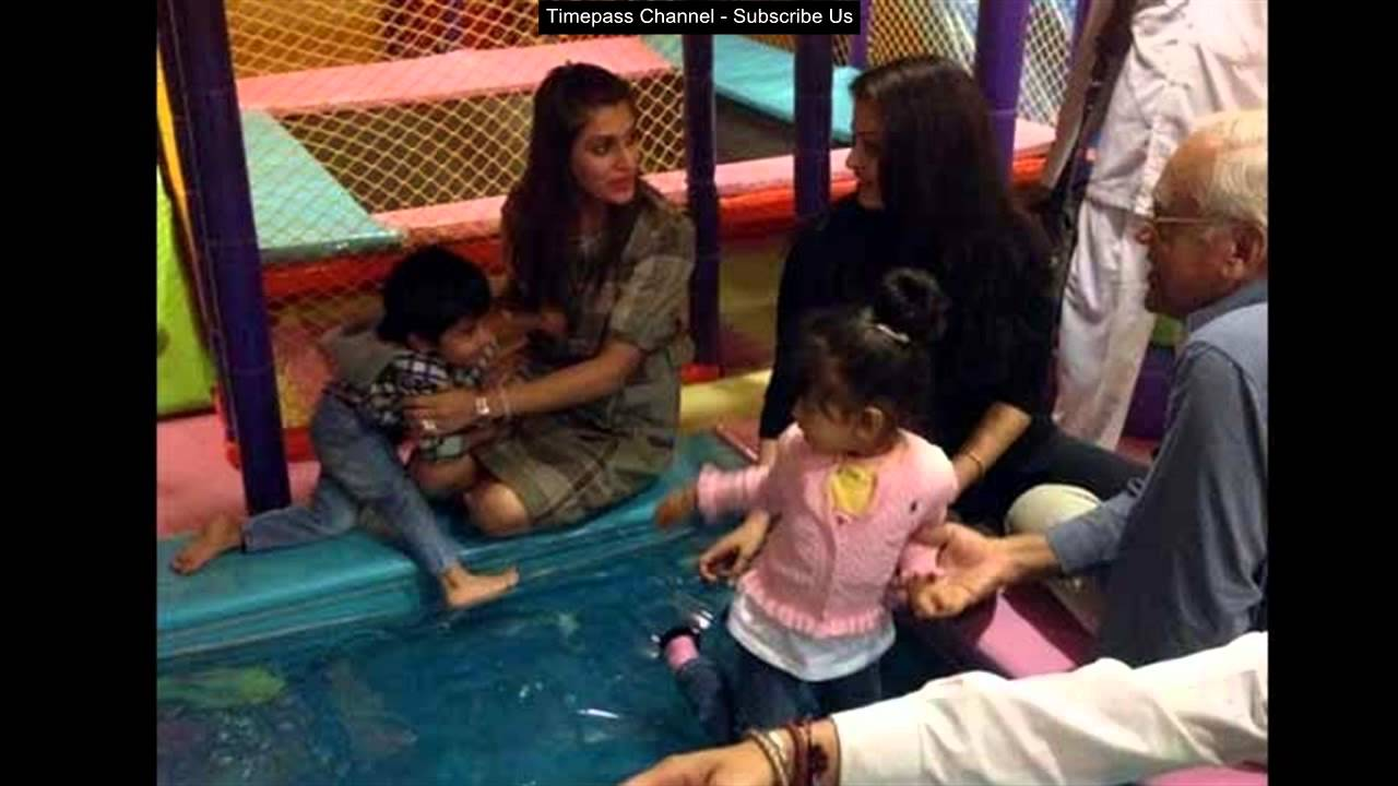 Aishwarya Rai's daughter Aaradhya Bachchan Latest Recent ...