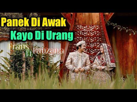 lagu-minang-terbaru|panek-di-awak-kayo-di-urang-frans-feat-fauzana-(official-music-video)