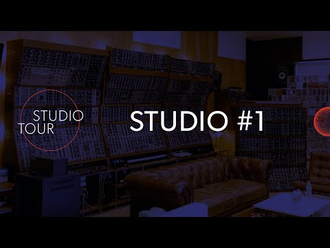 Junkie XL - Studio #1 Tour