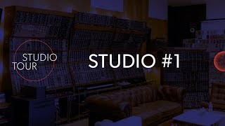By popular request, come have a look inside the studio... M U S I C...