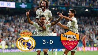 Real Madrid vs Roma 3-0 Resumen y Goles Champions League 2018