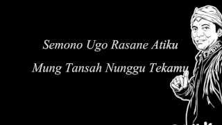 Didi Kempot -Tanjung Mas Tinggal Janji Lyric MP3