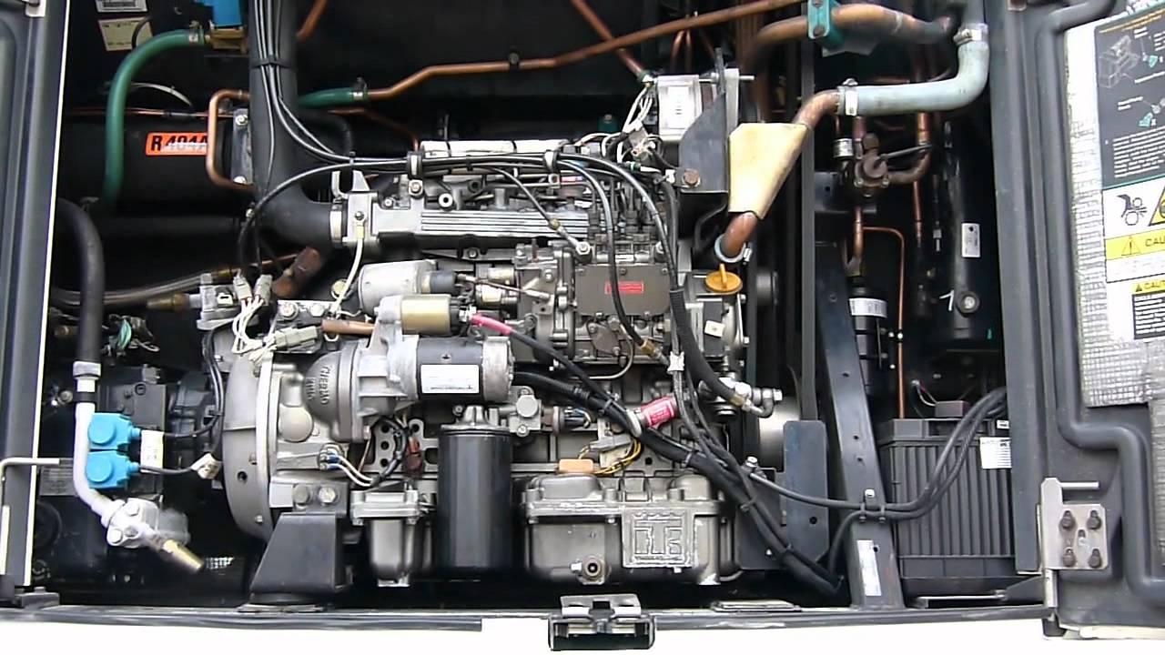 Thermo King Unit SB400 Whisper Refrigeration Unit (Reefer Unit)  TK Unit  For Sale  YouTube