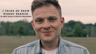 """Robert Bannon """"I Think That He Knew"""" Music Video Premiere  (Pride Anthem, LGBT Family, Father's Day)"""