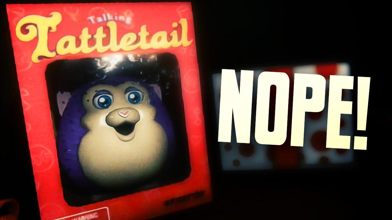 Tattletail ENDING + Phone Call Answered Easter Egg ... |Tattletale Horror Game